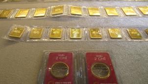Giá vàng hôm nay 30/9: Tiếp đà tăng thị trường điều chỉnh nhẹ trong phiên mở bán