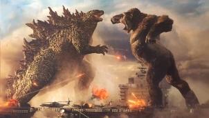 """""""Godzilla vs. Kong"""" độc chiếm """"ngôi vương"""" phòng vé Bắc Mỹ trong 3 tuần qua"""