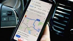 """Google cập nhật tính năng giúp lái xe di chuyển trên tuyến đường """"thân thiện môi trường"""""""