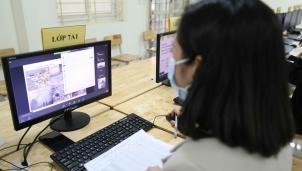 Hà Nội: Học sinh bắt đầu quay trở lại trường học kể từ ngày 2/3