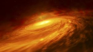 Hố đen mới hình thành có khối lượng gấp 142 lần Mặt trời