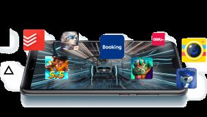 Huawei AppGallery - Không gian mở kết nối các Nhà phát triển toàn cầu