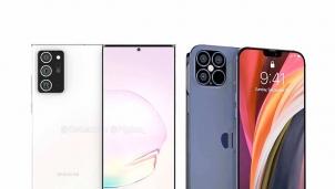 iPhone 12 sẽ hoàn thiện hơn nếu có những tính năng này của Galaxy Note 20