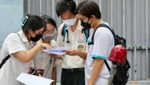 Kết quả thi tốt nghiệp THPT 2021 đợt 1: Chi tiết phổ điểm trên cả nước