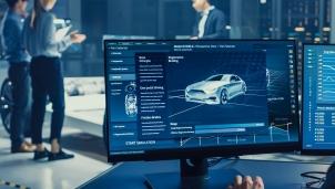 Keysight C-V2X - Giải pháp hoàn thiện xu thế phát triển của ô tô tự lái