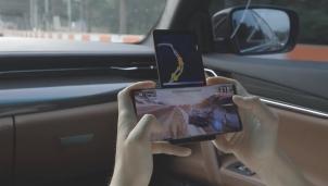 """LG trình làng smartphone 2 màn hình có thiết kế """"độc và lạ"""""""