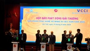 Make in VietNam - Giải pháp để Việt Nam chuyển đổi từ gia công sang làm chủ công nghệ số