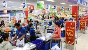 Mở kênh phân phối mới đưa hàng hoá Việt đến với người tiêu dùng