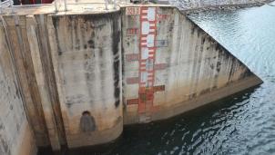 """Mực nước các hồ thuỷ điện thấp khiến cảnh báo """"Thiên tai cấp 1"""""""