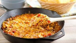 Nacho bò bằm Mexico siêu ngon sau 30 phút vào bếp