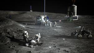 NASA tham vọng sẽ là cơ quan vũ trụ đầu tiên trên thế giới đưa phụ nữ lên Mặt Trăng