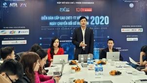 Ngày Chuyển đổi số 2020 - Đổi mới phương thức vận hành xã hội