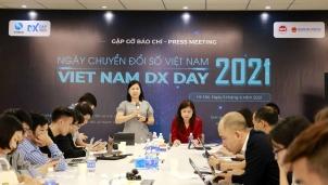Ngày Chuyển đổi số 2021 - Điểm kết nối khởi nghiệp sáng tạo số Việt Nam