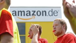 Nhân viên Amazon Đức đình công đòi tăng lương đúng dịp Black Friday