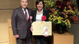 Nhật Bản vinh danh nhà khoa học Việt với phát hiện virus dịch tả ở lợn