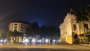 Nóng: Hà Nội thực hiện giãn cách xã hội theo Chỉ thị 16 của Chính phủ từ 6h ngày 24/7