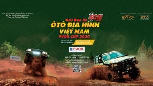 PVOIL VOC 2020 - Giải đua xe địa hình lâu đời nhất Việt Nam đã được tái khởi động