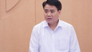 Quá trình công tác của Chủ tịch UBND TP Hà Nội Nguyễn Đức Chung
