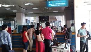 Sân bay Cát Bi là cảng hàng không thứ 6 Vietnam Airline thực hiện thủ tục check-in trực tuyến