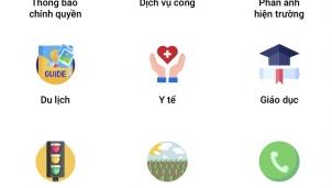 Smart Quang Nam - Quảng Nam thông minh phục vụ người dân