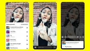 Snapchat tung chức năng mới cạnh tranh trực tiếp với TikTok