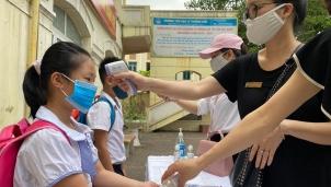 Sở GD&ĐT đề nghị đưa học sinh Hà Nội trở lại trường từ ngày 10/7