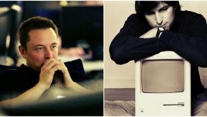 Steve Jobs và Elon Musk - hai thái cực ở thung lũng Silicon