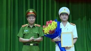 Tân Giám đốc Công an TP HCM Lê Hồng Nam được điều động từ đâu về?