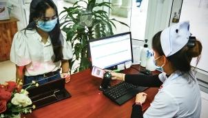 Thẻ BHYT điện tử tạo bước đột phá trong chăm sóc sức khoẻ toàn dân