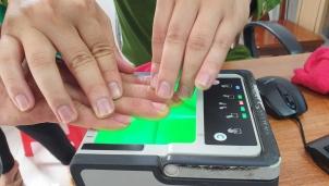 Thông tin cá nhân trên chip gắn kèm thẻ CCCD chỉ được đọc bằng thiết bị chuyên dụng