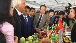 Công nghệ đưa nông sản Việt tiếp cận người tiêu dùng châu Âu