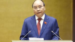 Toàn văn bài phát biểu của tân Chủ tịch nước Nguyễn Xuân Phúc sau khi tái đắc cử