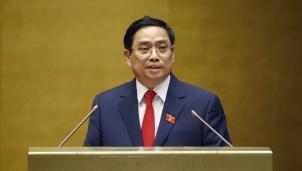 Toàn văn bài phát biểu nhậm chức của tân Thủ tướng Chính phủ Phạm Minh Chính trước Quốc hội