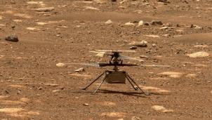 Trực thăng siêu nhẹ Ingenuity chưa thể thực hiện chuyến bay đầu tiên trên Sao Hoả