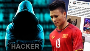 Từ vụ Quang Hải bị hack nick Facebook - Người dùng cần làm gì để tự bảo vệ mình