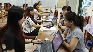 Tuyển sinh lớp 10 năm học 2021-2022 tại Hà Nội: Học sinh trúng tuyển bắt buộc xác nhận nhập học trực tuyến