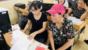 Tuyển sinh trực tuyến lớp 1 ở Hà Nội: Ngày thứ 2 đã có hơn 106 nghìn lượt đăng ký thành công
