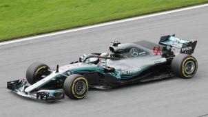 Vì sao Mercedes sử dụng xe màu đen để tham dự giải đua F1 tại Áo?