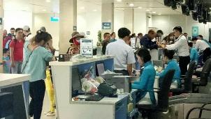 Vietnam Airline khuyến cáo hành khách đến trước giờ bay 3 giờ dịp Tết Nguyên đán Canh Tý 2020