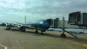 Vietnam Airlines tăng cường tiện ích thu hút hành khách từ cửa máy bay