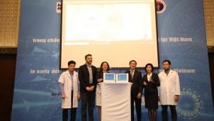 VIETRAD - Mang lại hy vọng mới cho bệnh nhân ung thư vú