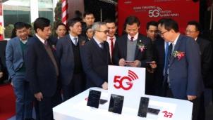 Yên Phong - Khu công nghiệp đầu tiên triển khai mạng 5G ở Việt Nam
