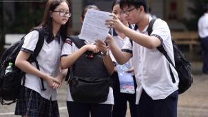 Nóng: Sở GD&ĐT công bố chính thức điểm chuẩn trúng tuyển vào lớp 10 các trường công lập tại Hà Nội