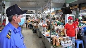 Đà Nẵng: Người dân được đi chợ 3 ngày 1 lần bằng thẻ được cấp phát
