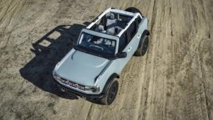 Doanh số bán 'Ford Ranger bản SUV' tăng lên từng giờ kể từ khi ra mắt trực tuyến