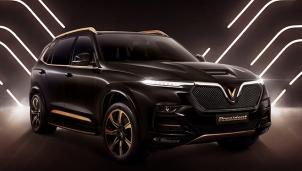 Hé lộ thời gian dự kiến ra mắt mẫu xe SUV hạng sang Vinfast President