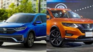 Honda CR-V và Nissan X-Trail liệu có về chung một nhà