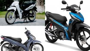 Honda đồng loạt giảm giá bộ ba: Honda Wave Alpha, Wave RSX, Future 125 trong tháng 8