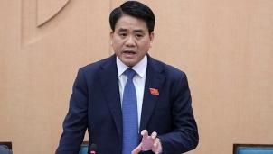 Những phát ngôn ấn tượng của chủ tịch UBND TP. Hà Nội Nguyễn Đức Chung