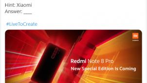 Redmi Note 8 Pro sắp có thêm phiên bản đặc biệt màu cam Twilight Orange